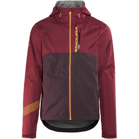 Endura Singletrack II Jacket Men red